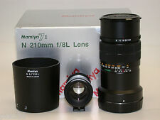 Mamiya 7 / Mamiya 7 II 210mm/8 LENS (with VIEWFINDER)