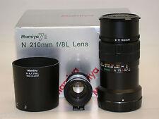 Mamiya 7/Mamiya 7 II 210mm/8 Objektiv (mit Sucher)