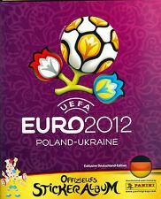 Panini EM 2012 Sticker - 20 Bilder aussuchen.