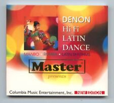 """Denon Hi-Fi Latin Dance"" Made in Japan CD Brand New Sealed CD"