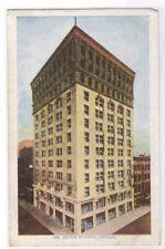 Rector Building Chicago Illinois 1908 postcard