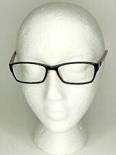 Nicole Miller Carmine womens RX eyeglasses frames 52 16 135 dark pink rectangle