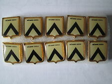 lotto 10 pins lot UDINESE FC club spilla football calcio soccer spille anni 90