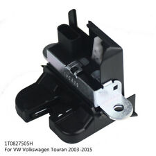 Block Rear Trunk Lid Lock Latch For VW Golf MK5 MK6 GTI SEAT LEON ALTEA /XL
