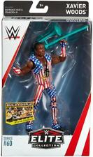 Xavier Woods WWE Mattel Elite Series 60 New Action Figure - In Stock - Mint PKG