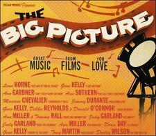 The Big Picture: Great Music from Films You Love by Various CD Free Ship #GH50