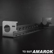 VW Amarok Lower Grill Light Bar Mounting Bracket 31.5