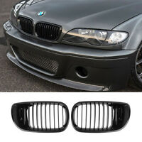 kidney grilles for BMW(R) E46 3 series 02-05 facelift 4 Door Saloon Touring