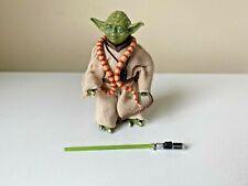 Star Wars Hasbro Black Series 40th Yoda Action Figure (L)