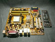 ASUS motherboard micro ATX Socket AM2 GeForce 6150 Series w/ IO  Plate M2NPV-VM