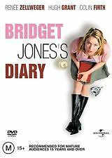 BRIDGET JONES'S DIARY - BRAND NEW & SEALED R4 DVD (RENEE ZELLWEGER, HUGH GRANT)