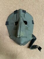 Vintage US Military Extreme Cold Weather Mask Olive Green W Adjustable Strap