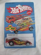 Hot Wheels 1997 30th Anniversary Firebird Funny Car Mint In Card