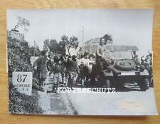 Altes Foto Propaganda Kompanie VW Kübelwagen ITALIEN 2. WK