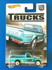 2016 Hot Wheels Car Culture TRUCKS JDM 1975 DATSUN 620 RACING UTE / PICKUP mint!