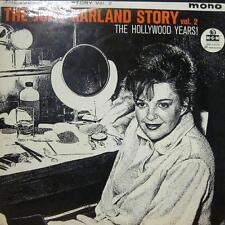 "Judy Garland(2x12"" Vinyl LP)The Story Vol.2: The Hollywood Years-MGM-MG-VG/Ex"