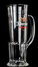 Köstritzer Schwarzbier Glas, Gläser, Bierglas, Biergläser, Habsburgseidel 0,5l
