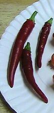 25+ Cayenne Pepper Seeds Non-Gmo Organically Grown