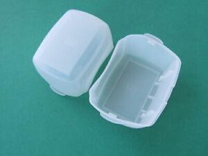 2X SB-910/900 Flash Softbox Bounce Diffuser Cap Box For Nikon Speedlite SB-910