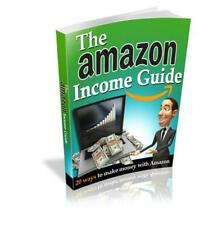 The Amazon Income Guide - Resell Rights 7 bonus ebooks Free Shipping