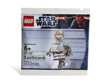 LEGO Star Wars 5000063 TC-14 Protocol Droid Minifigure New, Sealed RETIRED RARE