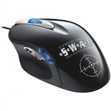 Cyber Snipa SWAT Illuminated Wired USB Laser Programmable mlg Gaming Mouse