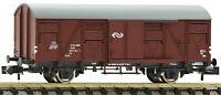 Fleischmann N 831602 Gedeckter Güterwagen Bauart Gs der NS - NEU + OVP