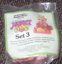 1986 Muppet Babies McDonalds Happy Meal Toy - Miss Piggy