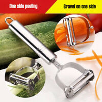 Stainless Steel Julienne Vegetables Fruit Peeler Planing Grater Kitchen Tools