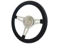 Hot Rod / Rat Rod Steering Wheel Full Kit, GM / IDIDIT / MOPAR Hub Adapter
