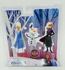 Disney Frozen II Dive Characters for Pool Bath Soft and Flexible Elsa Olaf Anna