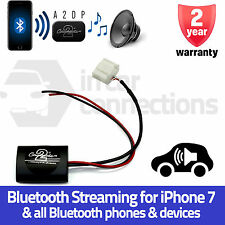 CTATY1A2DP A2DP Bluetooth music streaming interface Adapter Toyota Fortuner Vios