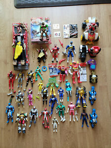 Power Rangers DINO CHARGE MYSTIC NINJA STORM & More Action Figures +MORE