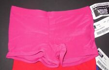 NWT Boy Cut Shorts Trunks Booty Shorts Many Colors Girls/Ladies 79838 MatteSpand