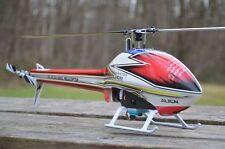 Align T-Rex 450L Dominator GPS RTF FLUGFERTIG + AXON Autopilot + FUTABA T8j