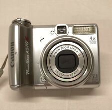 Canon PowerShot A570 IS 7.1 MP 4X Optical Zoom Digital Camera