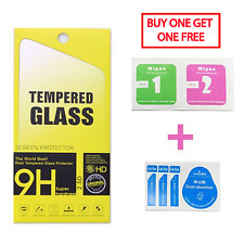 2 x 100%25 GENUINE TEMPERED GLASS SCREEN PROTECTOR FILM FOR APPLE IPHONE 6S - NEW