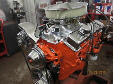 350 383  STROKER ENGINE COMPLETE  CHEVROLET CAMARO CORVETTE NOVA CHEVELLE