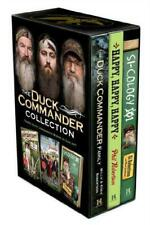 Duck Commander Collection: Duck Commander Family; Happy, Happy, Happy; And Si-Co