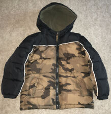 Hooded Jacket Boys Size 4T