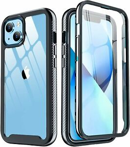 Full Body Rugged Shockproof Case For iphone 13 12 11 Pro Max XR X XS SE 7 8 PLUS