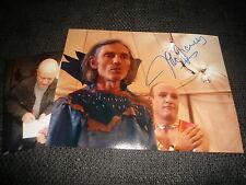 TIM FRANCES signed Autogramm auf 20x26 cm Foto + BEWEIS InPerson LEXX  LOOK