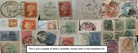 GB QV KE VII KG V 1870's - 1950 Postmarks Triangles Parcel CDS Square @99p Multi