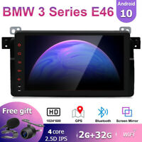 Car Stereo for BMW 3 Series E46 M3 3er 320 Rover 75 Android 10 GPS Sat Nav DAB+