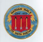 60s SSBN-623 USS NATHAN HALE (JAPANESE MADE) patch