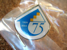 1998 THINKING DAY Girl Scouts Guides PIN WAGGGS 70th Anniversary Multi=1 Ship Ch