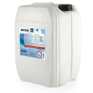 20 Liter Algenvernichter Algenmittel Algenex Algizid Pool Bayzid