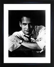 Paul Newman Framed Photo CP0398
