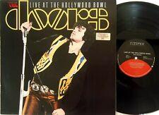 The Doors-Live At The Hollywood Bowl-Vinyl LP 1987 Elektra Australia – 60741-1