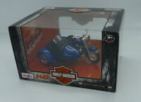 Moto Harley-Davidson 1952 FL Hydra Glide de Maisto 1:18
